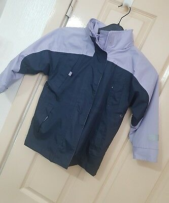 mothercare 3 in 1 coat age 4-5 years great for all year round