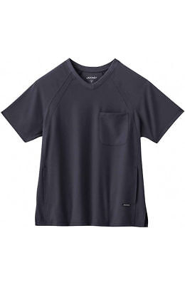 "Jockey Men's Style 2293 V-Neck Scrub Top in ""Granite"" Size 2XL"