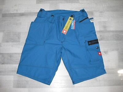 Engelbert Strauss e.s.roughtough Gr.54 Shorts blau NEU