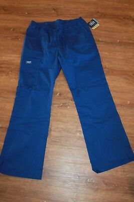 Cherokee Core Stretch premium junior fit scrub pants/bottoms, size M, NWT