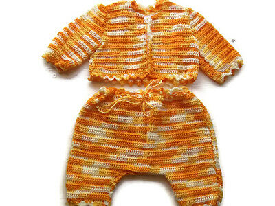 newborn pants, diaper covers and sweater set for baby, reborn baby, preemie,