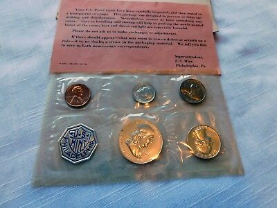 1962 Silver Proof Set