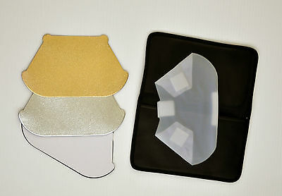 LumiQuest ProMax Accessory Kit - for 80-20 and Pocket Bouncer