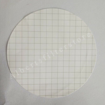 100x MCE Sterile Gridded Membrane Filter Diameter 47mm, Pore 0.22μm, Hydrophilic