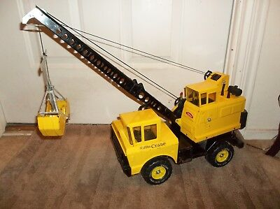 Vintage 1974-1975 Tonka Truck, #3940 Mighty Crane, Complete