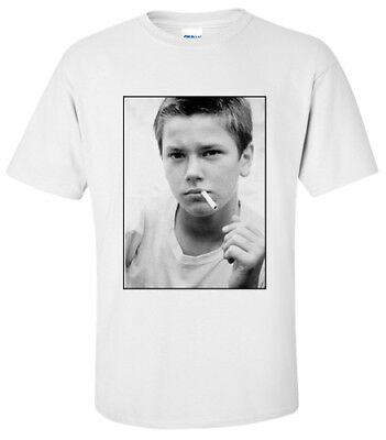Shirt River Phoenix Smoking Stand By Me Movie T-Shirt Small,Med,Large,Xl