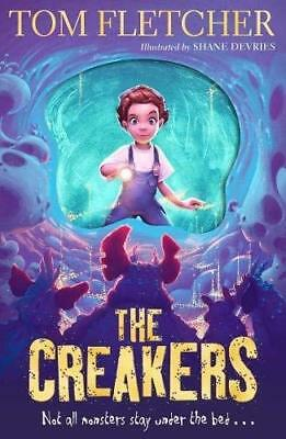 The Creakers by Tom Fletcher New Paperback Book