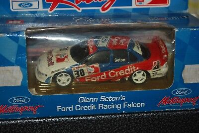 Classic Carlectables 1/43 Glenn Seton Ford Credit Racing Falcon
