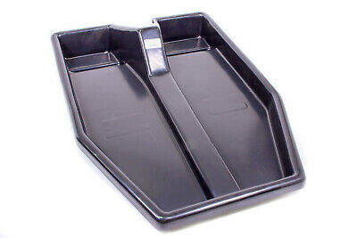 JAZ Products Drip Tray - Plastic - Black - 3 and 4 Leg Engine Stand - Each