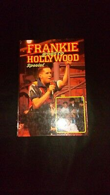 Frankie Goes To Hollywood Special Vintage Pop Hardback Annual (1985) Rare