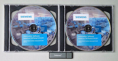 Siemens Simatic Software WinCC Comfort V14 SP1 TIA PORTAL incl. Floating License