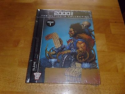 2000 AD Ultimate Collection - Issue 1 -Vol 32 -Slaine: The Horned God NEW SEALED