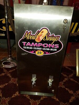 Tampon Dispensing Machine - Coin Op - New