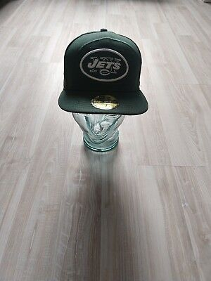 New Era NFL NEW YORK JETS Authentic 2016 On Field 59FIFTY Game Cap
