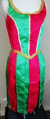 theatrical costume. Made for Phantom of the Opera Dancer. 36 bust