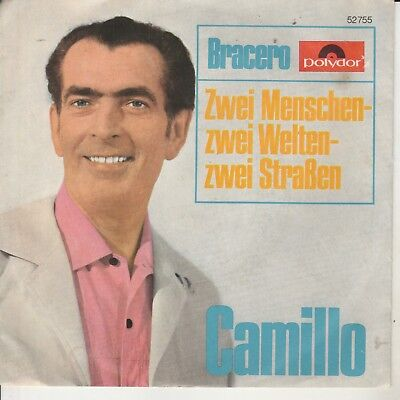 "CAMILLO FELGEN - Single ""Bracero"""