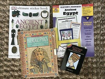 Ancient History - Egypt Projects for Hands-On Fun!