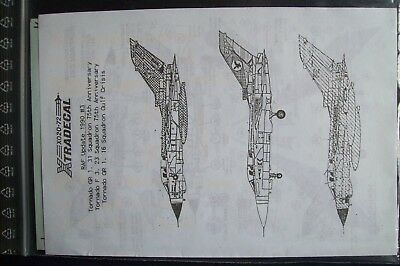 Xtradecal  #020-72          Raf Update 1990 #3                              1/72