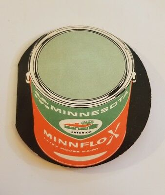 Vintage Minnesota Paints Advertising Needle Pack