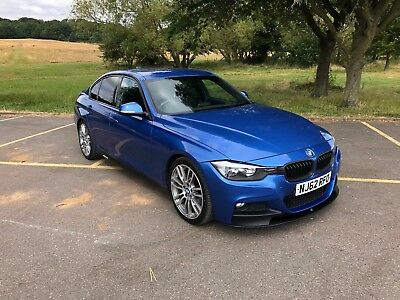Bmw 320d M Sport With M Performance Kit 2012 Auto