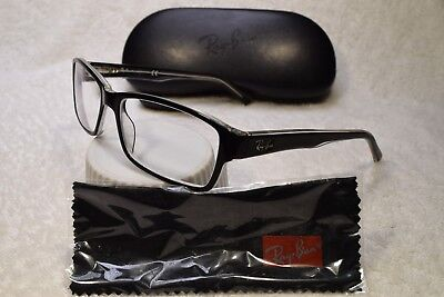 Mens Ray-Ban Rb5169 2034 Eyeglass/sunglass Frames 54[]16/140 With Cloth & Case