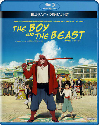 The Boy And The Beast (Blu-Ray + Digital Hd) (Blu-Ray) (Bilingual) (Blu-Ray)
