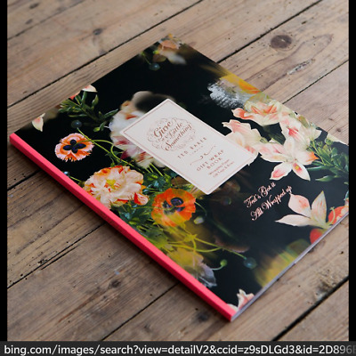 Ted Baker Giftwrap Book - Opulent Bloom