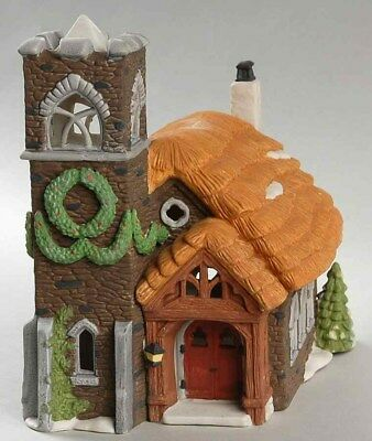 department 56 dickens village Ivy Glen Church # 5927-7 New in box