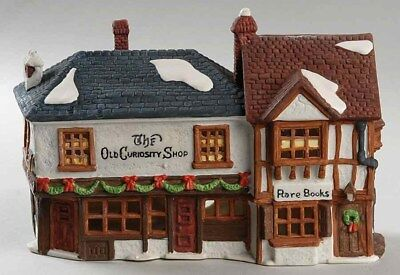 department 56 dickens village Old Curiosity Shop # 5905-6 New in box