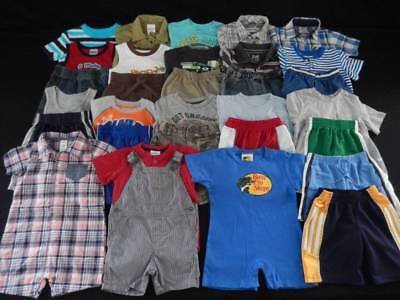 Baby boy 24 months 2T summer fall outfit clothes lot