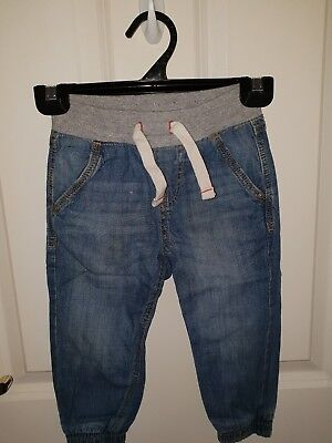 Toddler Boys size 2 Pull On Jean Style Pants