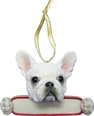 French Bulldog ~    Ornament  # 64