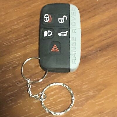 Range Range Rover + Zenith Watches USB Key Fob Flash Drive Press Kit El Primero