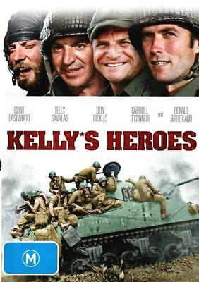 Kelly's Heroes - DVD (NEW & SEALED)
