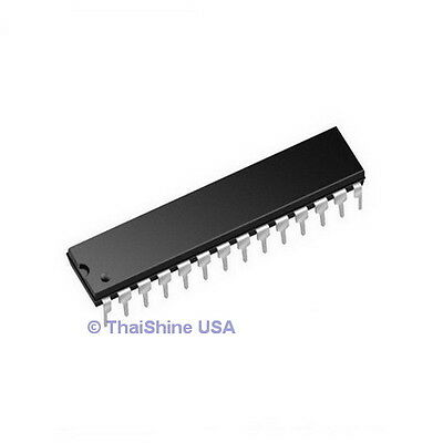 1 x ATMEGA328P-PU ATMEGA328 MICROCONTROLLER IC - USA SELLER - FREE SHIPPING