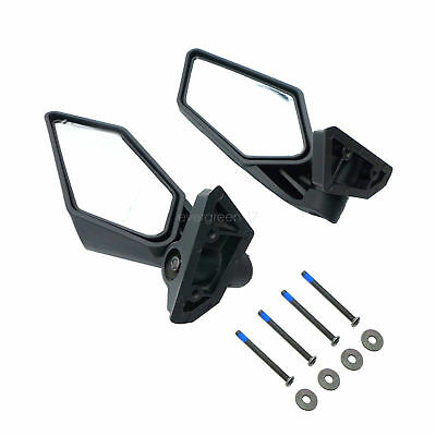 2017-2018 Can Am Maverick X3 MAX Racing Side Mirrors Left & Right 715002898