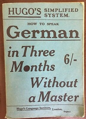 How To Speak German In 3 Months Without A Master Hugo's Language Institute