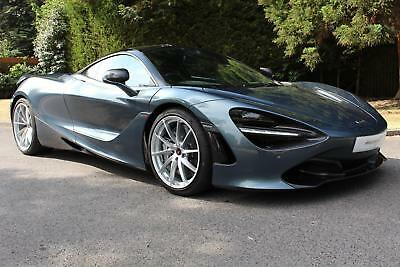 2018 McLaren 720S Performance Petrol blue 7 Speed Automatic