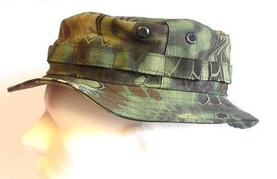 d3c6897cd9a57 RECCE HAT BOONIE Kryptek Mandrake camouflage size X-LARGE - Made in Germany  - -  35.00