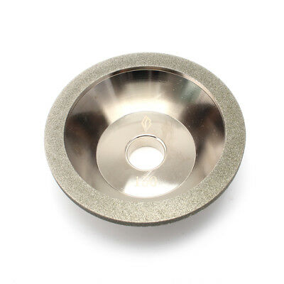 "Diamond Plated Jig Grinding Pin 0.500/"" X 0.260/"" X 1//4/"" Shank X 3/"" OAL 200//240"