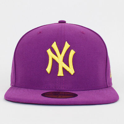 New Era 59Fifty New York Yankees Seasonal Contrast Fitted Baseball Cap
