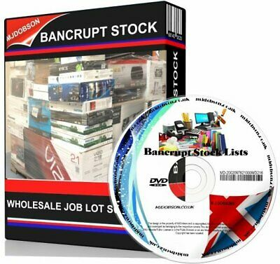 Bankrupt Stock Wholesalers Huge ,job Lots, Supplier List  Immediate Download