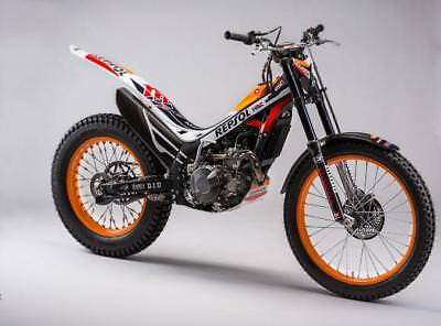 Montesa RT 260 REPSOL 2018 NEW TRIALS BIKE NOW IN STOCK AT CRAIGS MOTORCYCLES