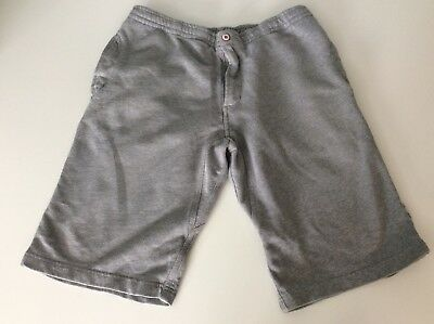 Maharishi Boys Shorts, Size Age 12 Years, Grey, Vgc