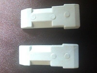 Brother Plastic Ends for Self adhesive replacement sponge knitting machine