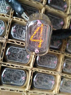 25x IN-12 IN12B IN-12B ИН-12Б NIXIE TUBES NEW NOS FACTORY BOX || SAME DATE
