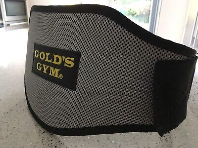 Golds Gym Weight Lifting Support Belt