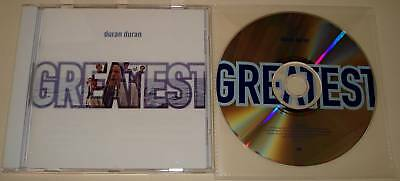 DURAN DURAN : The GREATEST  CD Album (1998)  Ex/Mint.