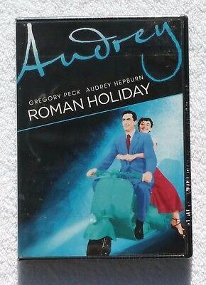 Roman Holiday (DVD, 2011) Gregory Peck Audrey Hepburn NEW Free Shipping