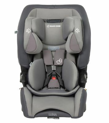 MaxiCosi Luna Harnessed Convertible Baby Car Seat 6mth-8yrs Steel